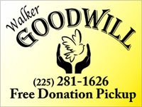 Walker GoodWill