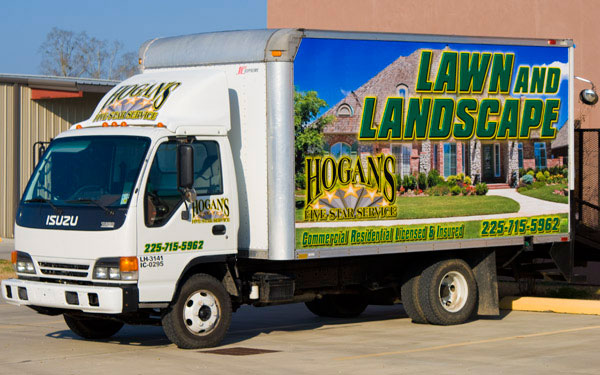 Hogans box van Wrap